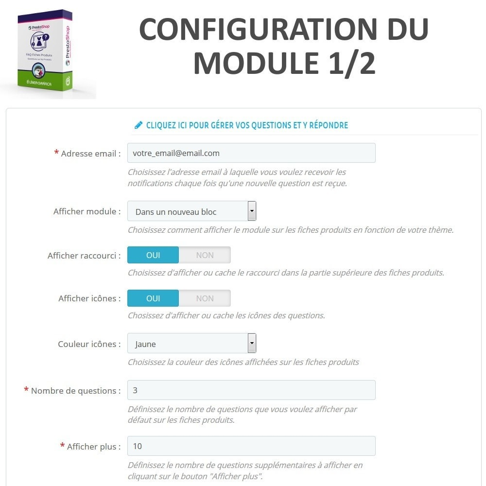 bundle - Avis clients - Confiance - Rassurez vos Clients - 3 Modules - 2