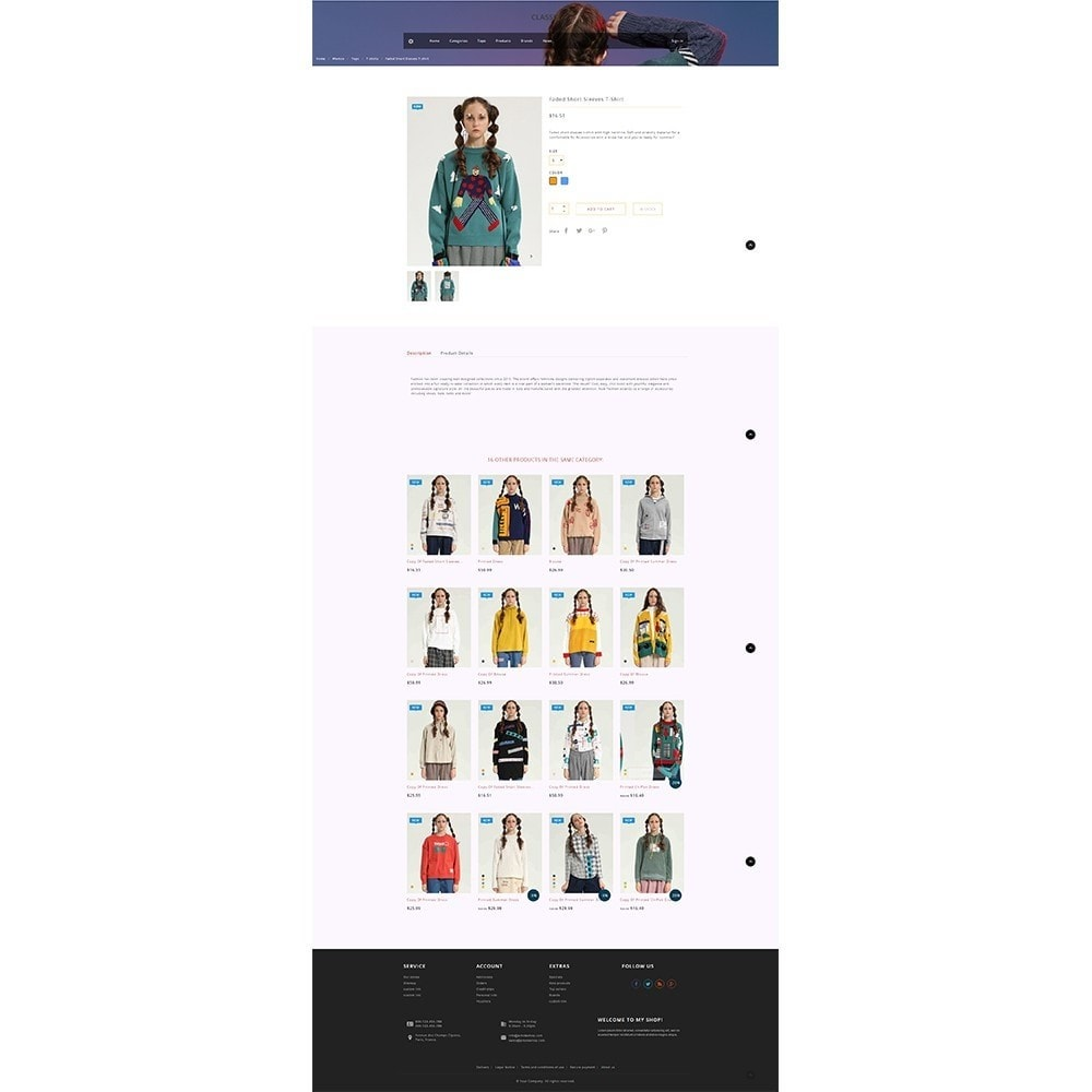 theme - Mode & Schuhe - Ficus Clothing Store - 5