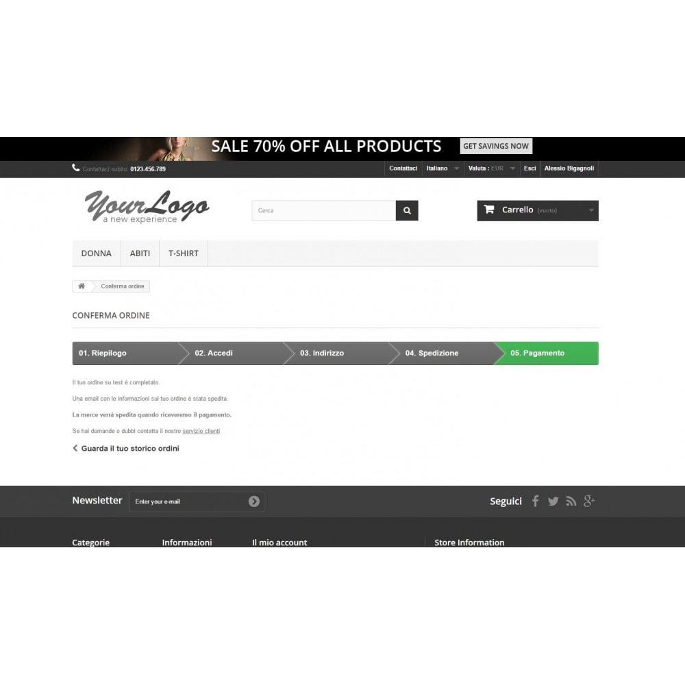 module - Pagamento con Carta di Credito o Wallet - Commerceweb di Intesa Sanpaolo Monetaweb - 6