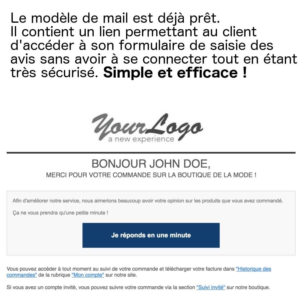 module - Avis clients - Avis produits sur une seule page (+ envoi e-mails) ! - 5