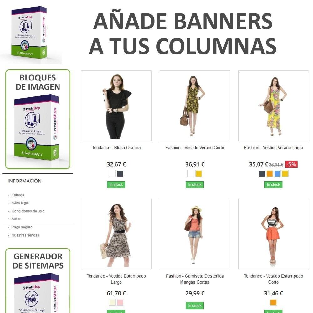 module - Bloques, Pestañas y Banners - Bloques de Imagen - Banners de Publicidad - 2