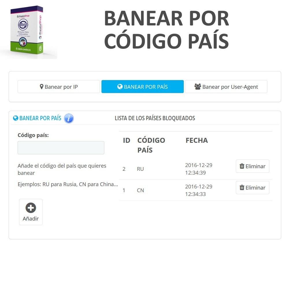 bundle - Marco Legal (Ley Europea) - PACK Ley Cookies + Bloquear Bots + Re captcha Anti Spam - 3