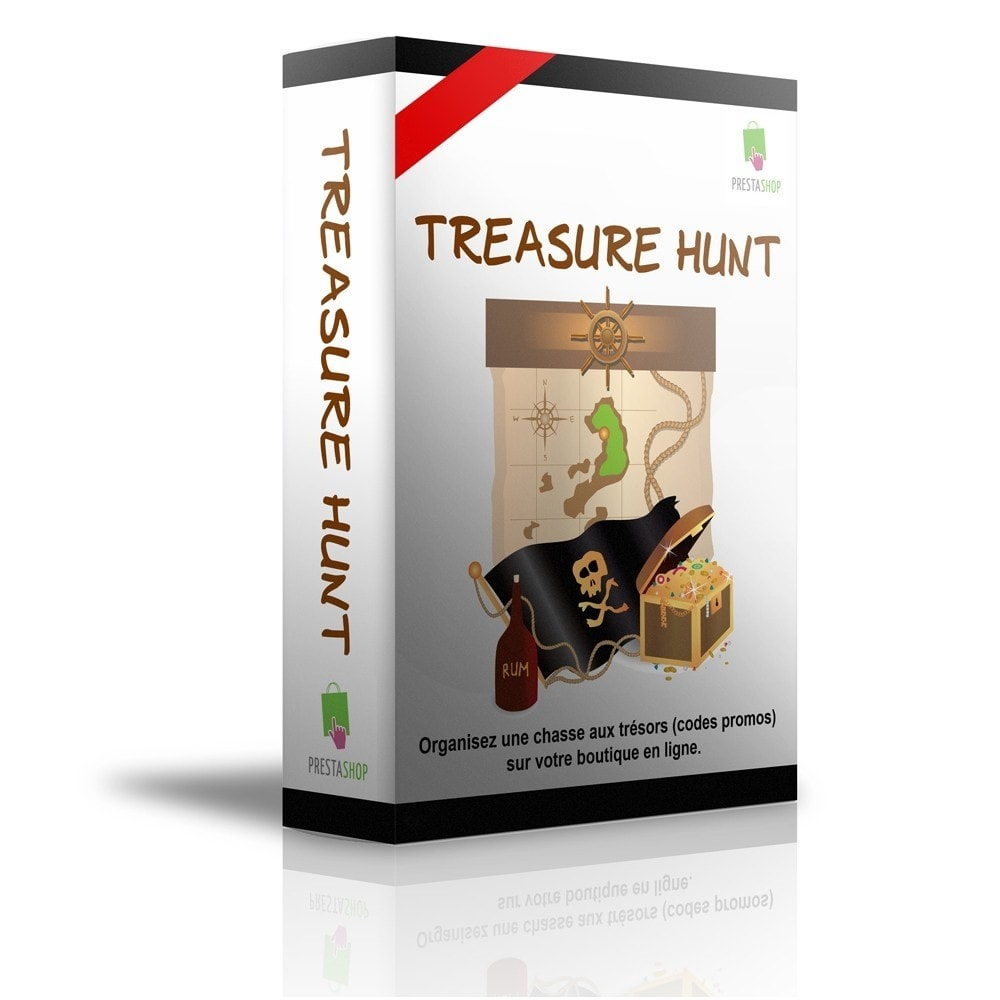 module - Concorsi a premi - Treasure Hunt - 1