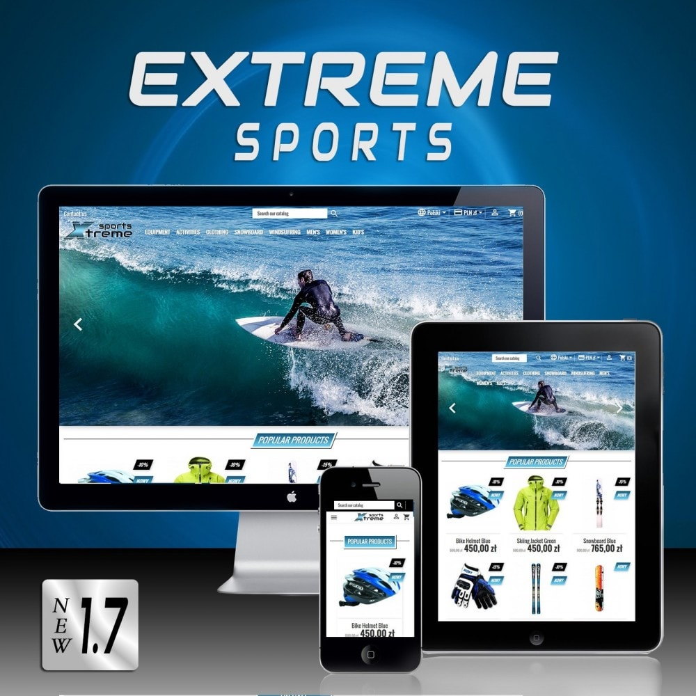 theme - Sports, Activities & Travel - Extreme Sports - 1