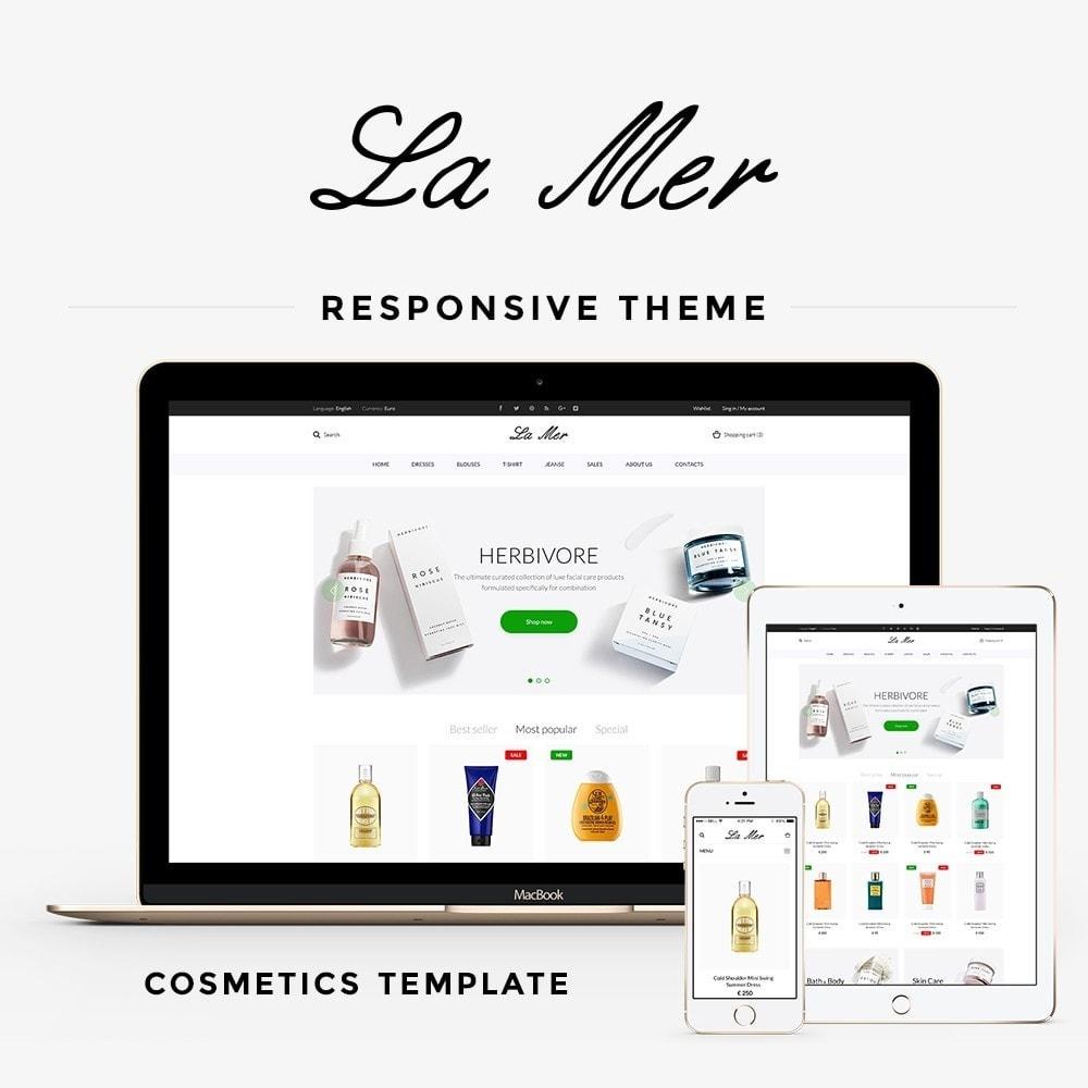 theme - Здоровье и красота - La Mer Cosmetics - 1