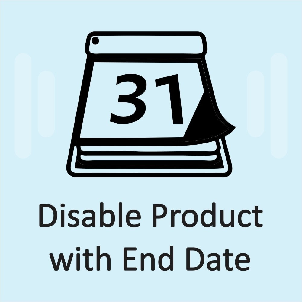 module - Gestion des Stocks & des Fournisseurs - Disable Product on End Date - 2