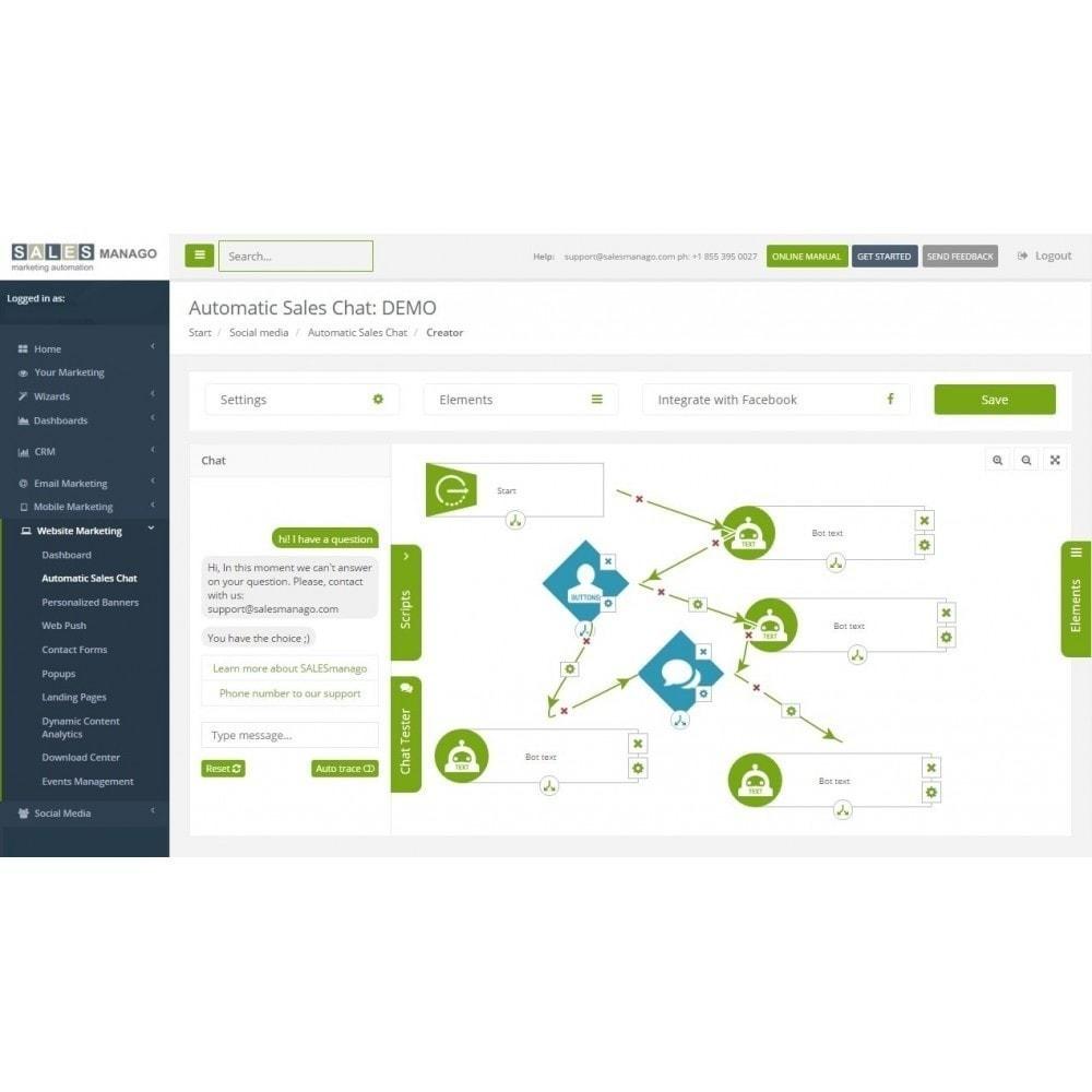 module - Remarketing & Warenkorbabbrüche - SALESmanago Marketing Automatisierung für E-commerce - 3