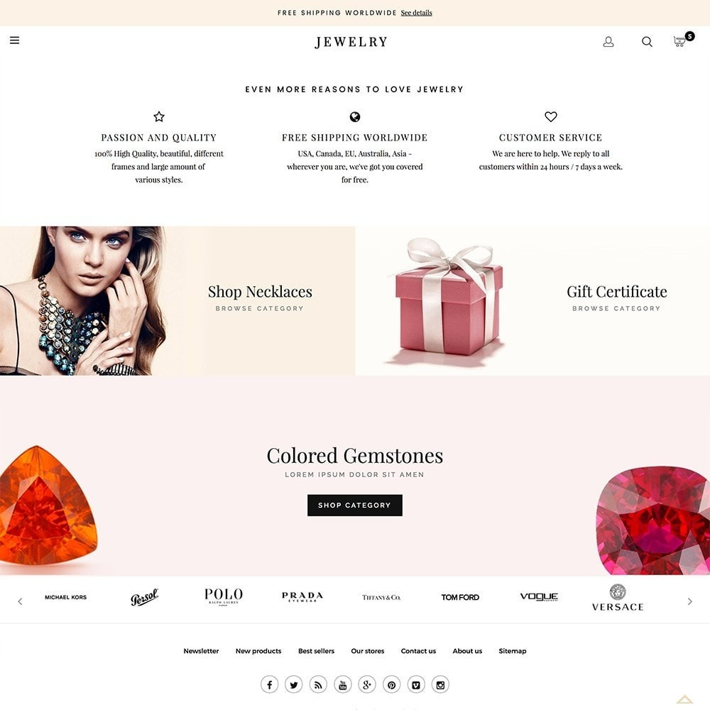 theme - Jewelry & Accessories - Luxury Jewelry - 4
