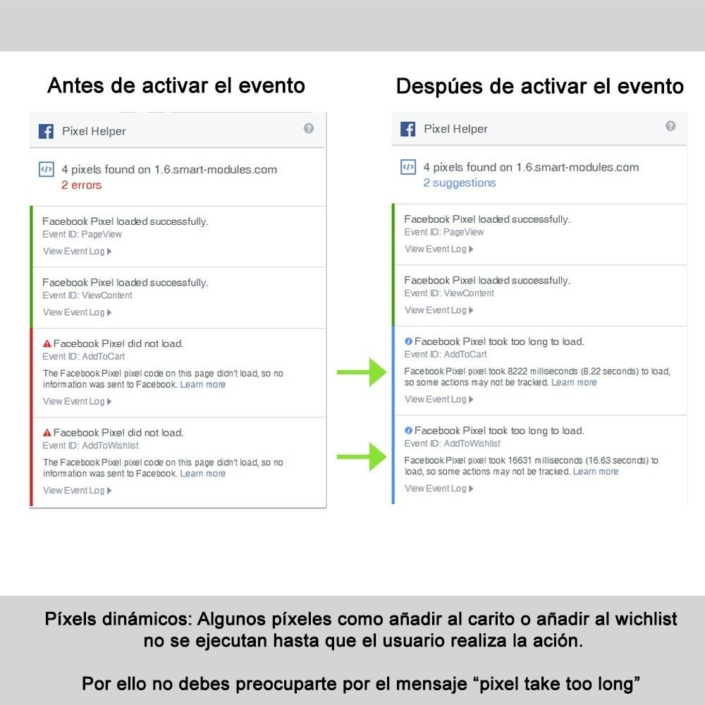 pack - Remarketing y Carritos abandonados - Anuncios Dinámicos: Eventos + Feed de Productos - 3