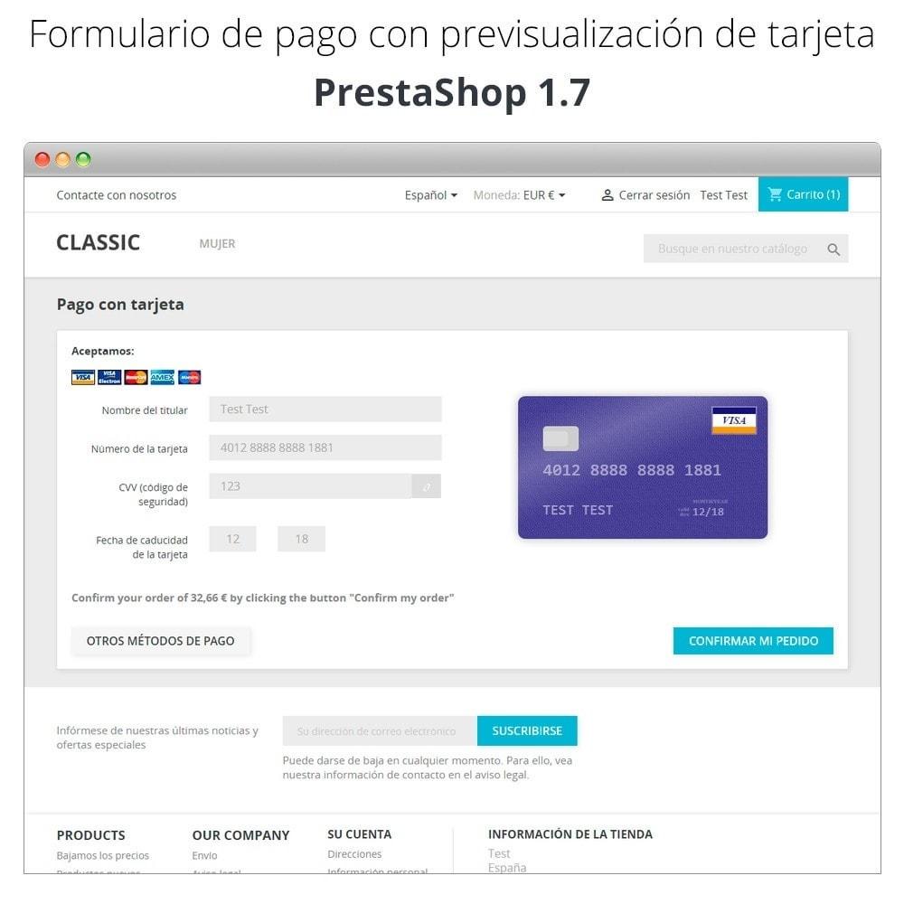 module - TPV (POS) - Pago offline/manual con tarjeta de crédito/débito - 8