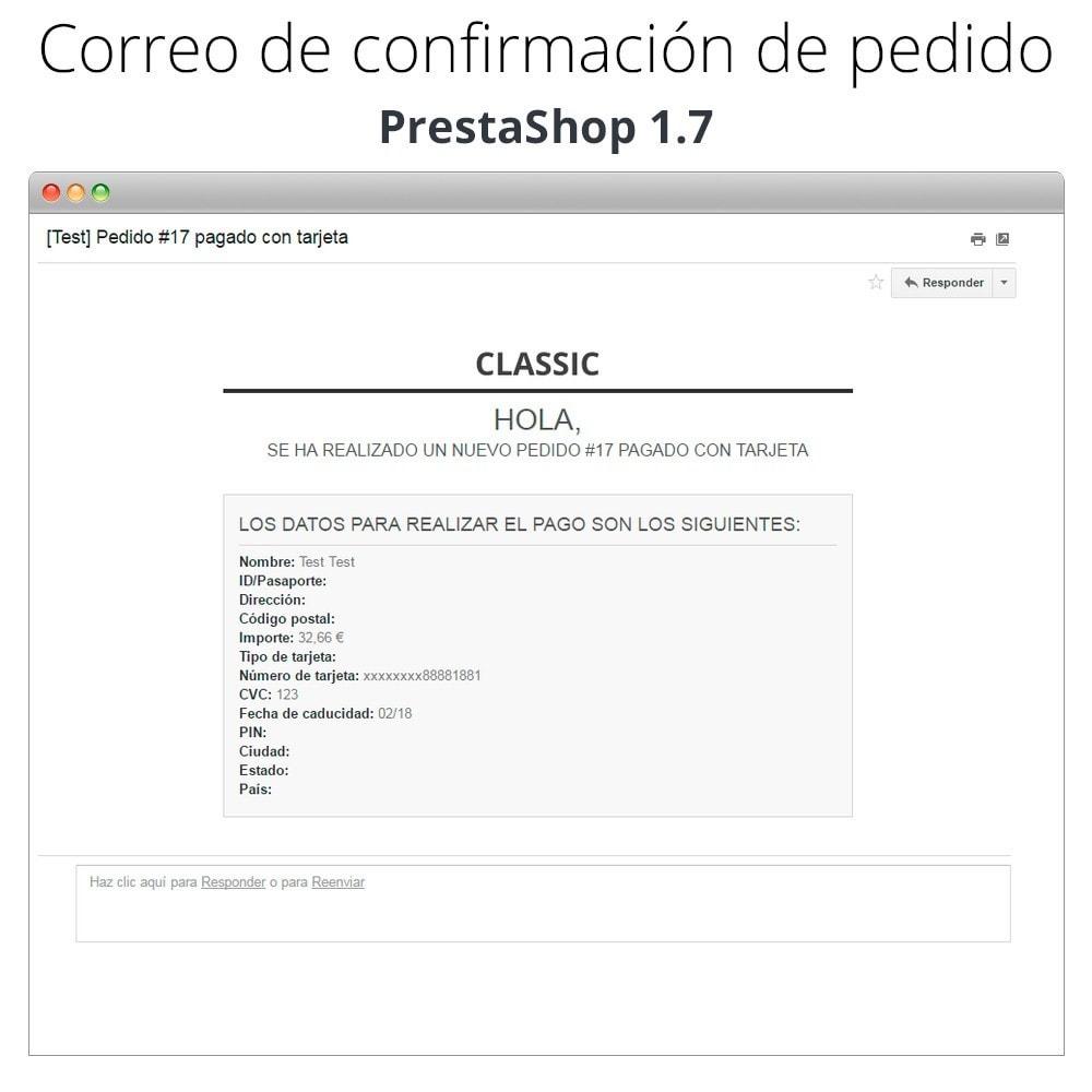 module - TPV (POS) - Pago offline/manual con tarjeta de crédito/débito - 13