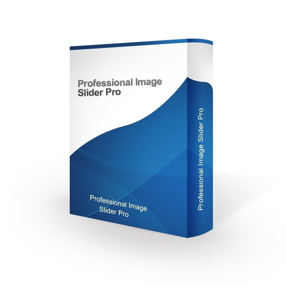 module - Sliders & Galleries - Professional Image Slider Pro - 1