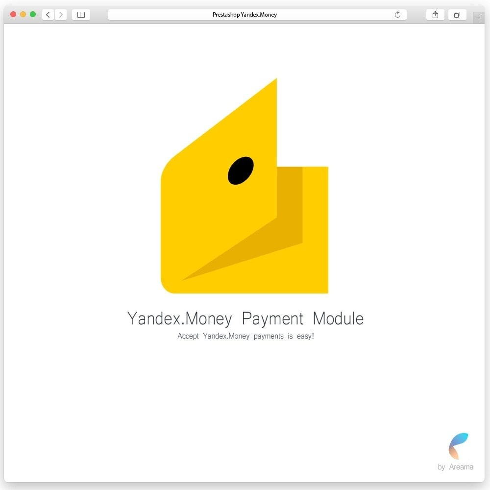 module - Creditcardbetaling of Walletbetaling - Yandex.Money Payment - 1