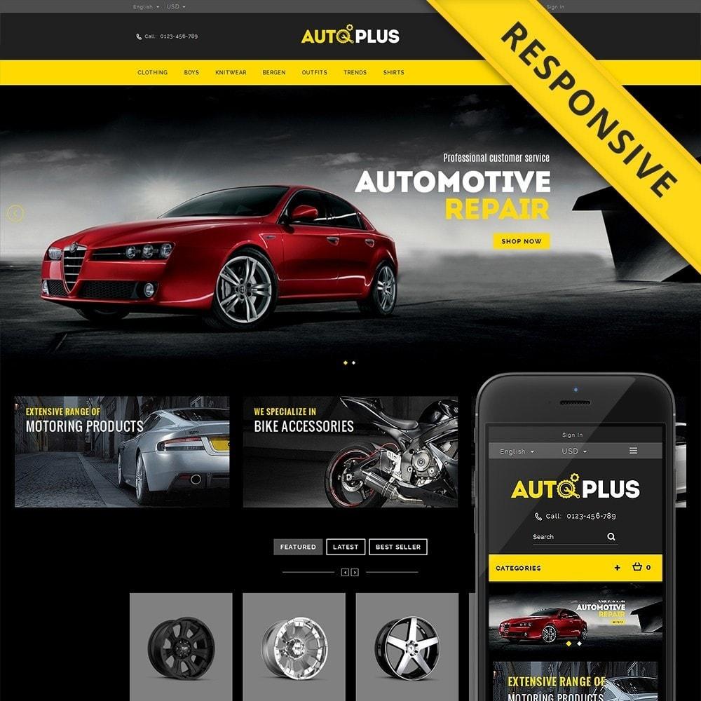 theme - Auto & Moto - Auto & Tools Pluse Store - 1
