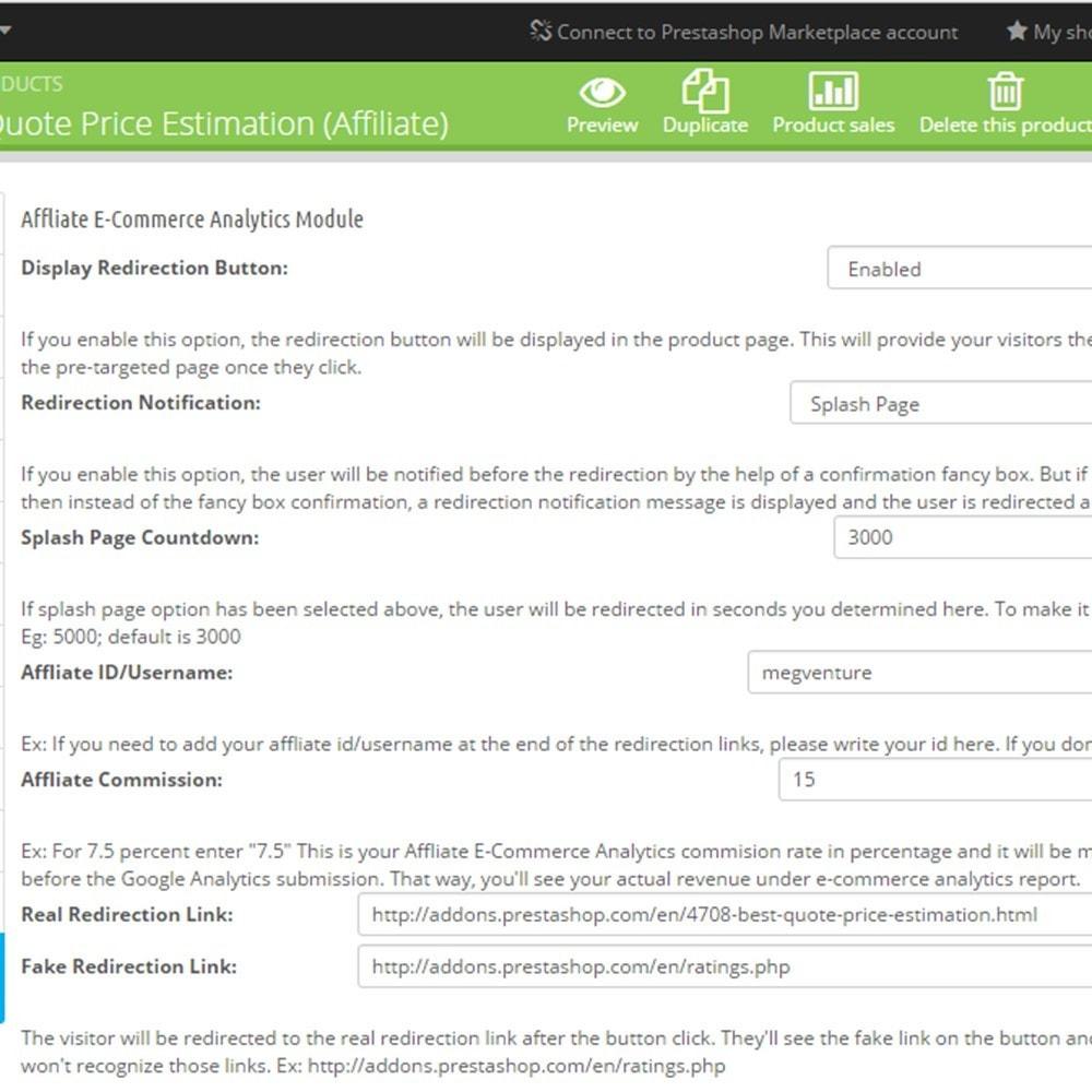 module - Référencement payant (SEA SEM) & Affiliation - Affiliate Marketing avec Google Analytics - 6