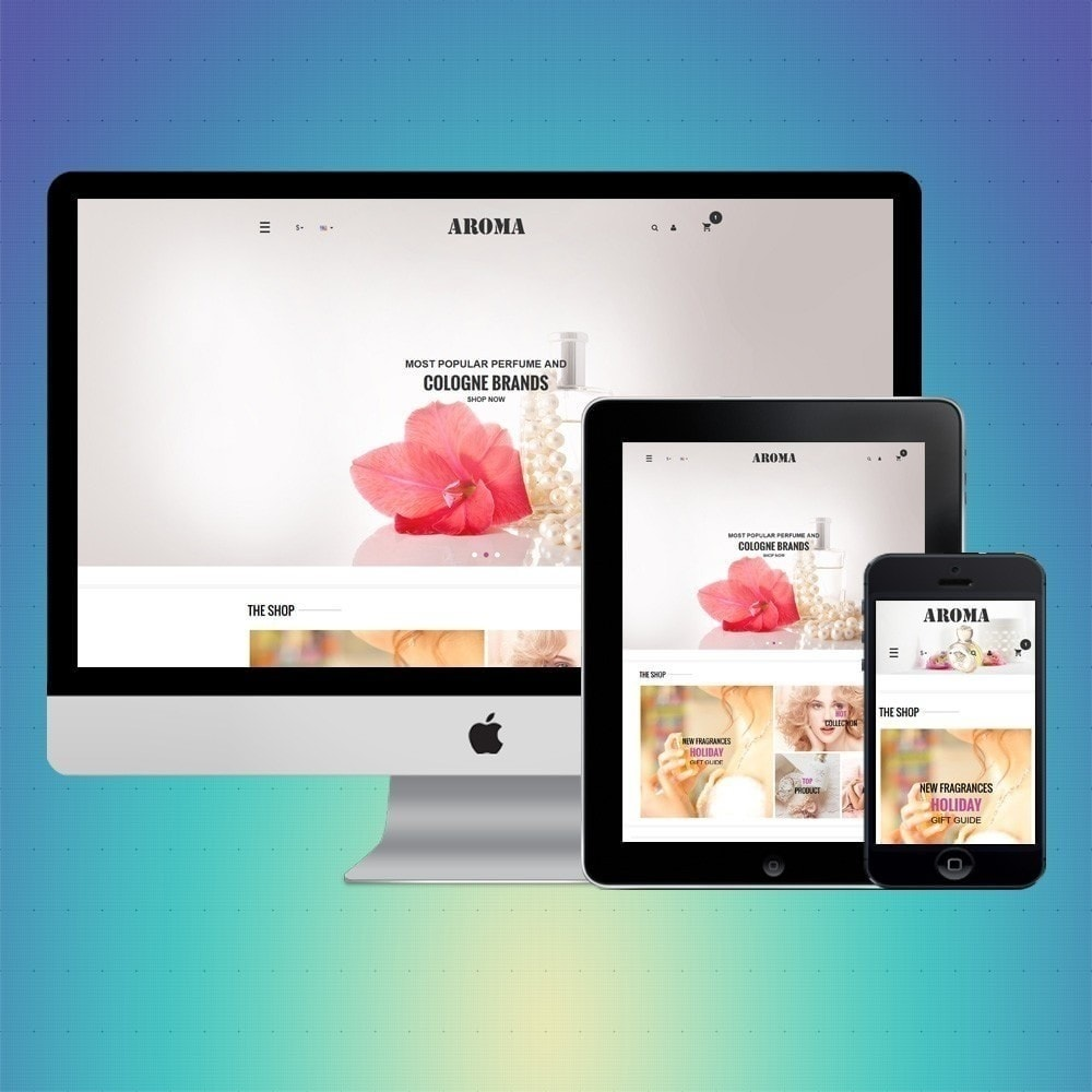 theme - Health & Beauty - VP_Aroma Store - 1