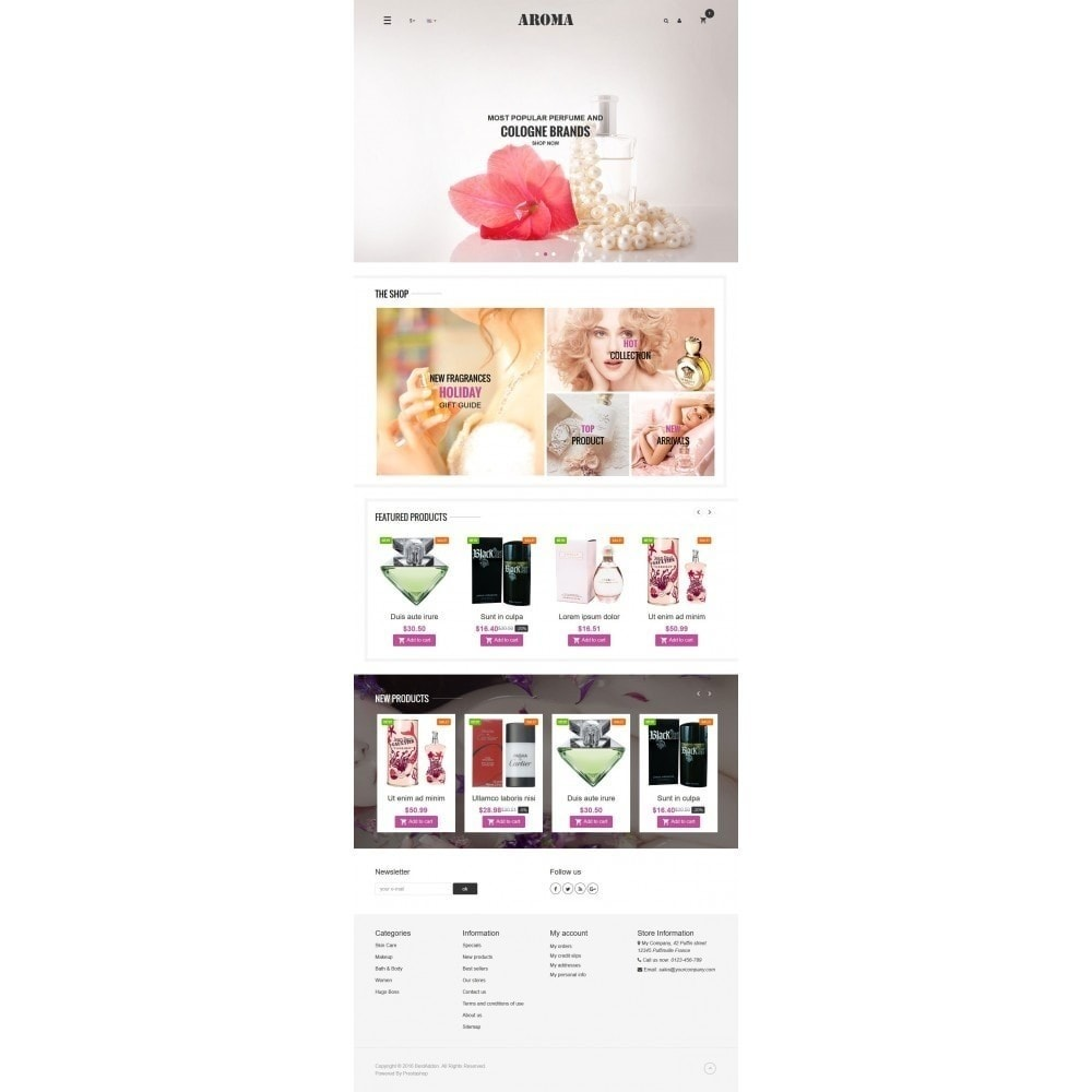theme - Health & Beauty - VP_Aroma Store - 2