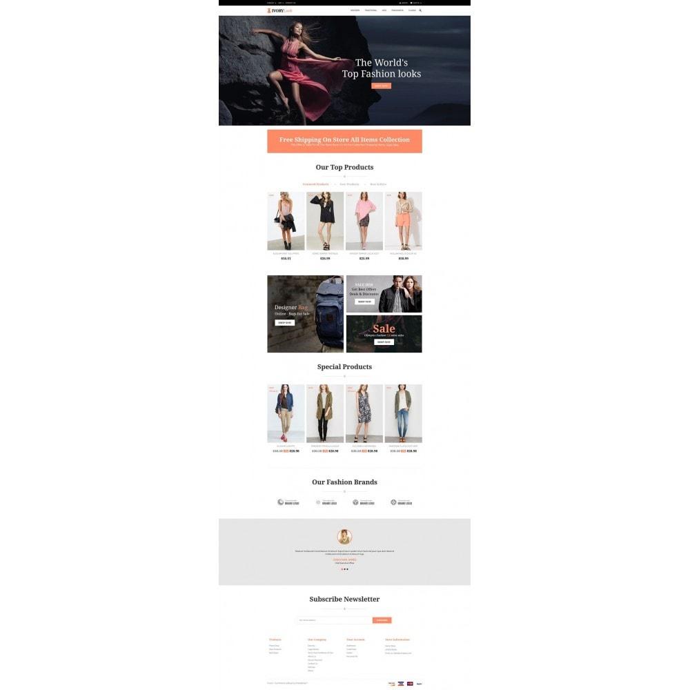 theme - Moda y Calzado - Ivory Look Store - 2