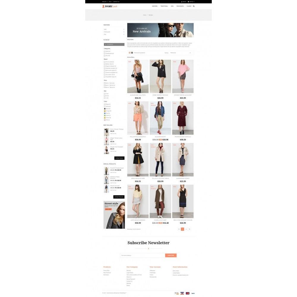 theme - Moda y Calzado - Ivory Look Store - 3
