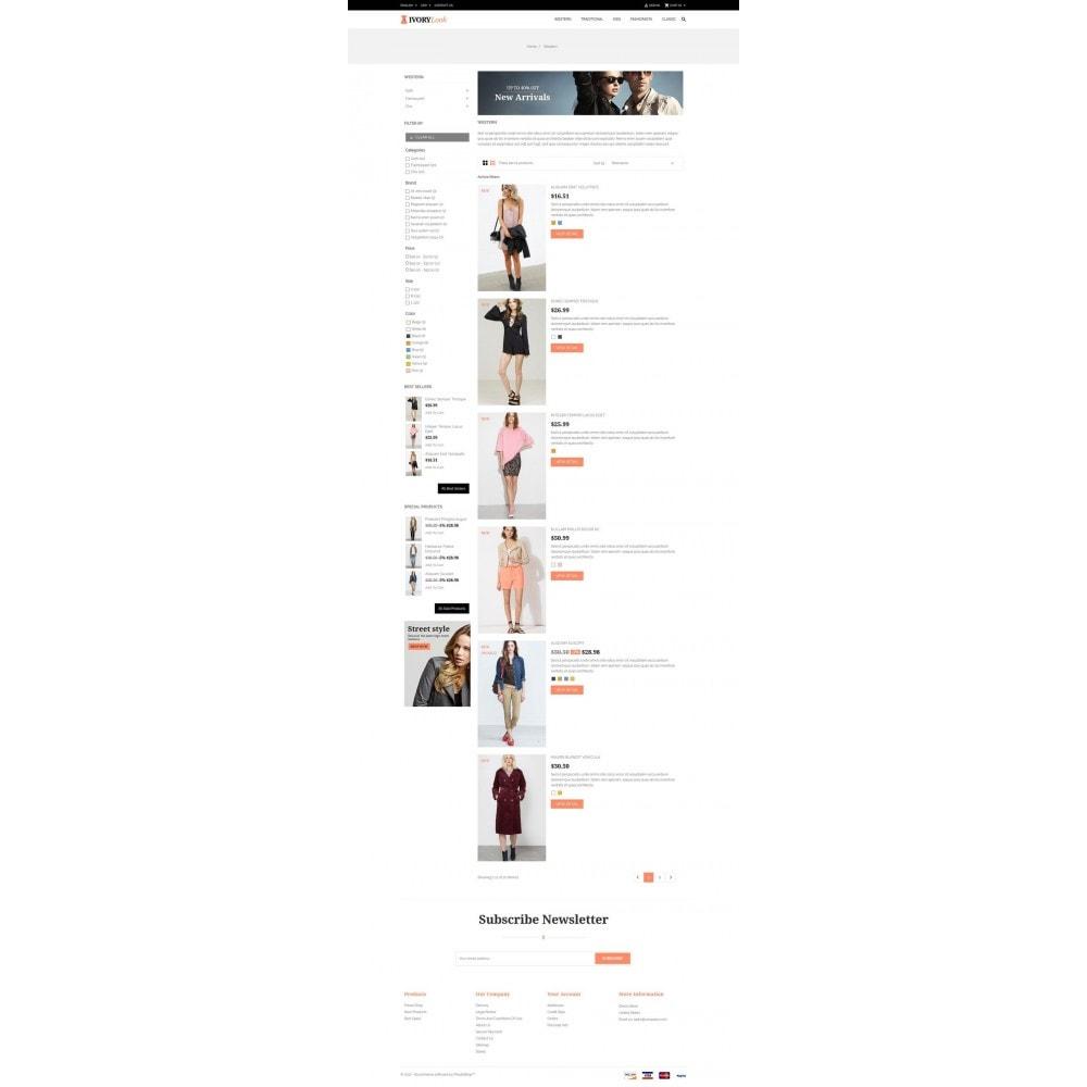 theme - Moda y Calzado - Ivory Look Store - 4