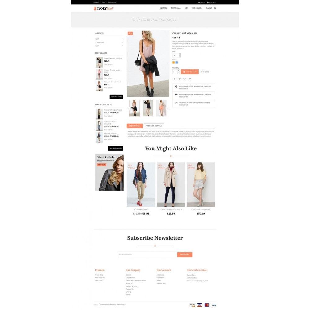 theme - Moda y Calzado - Ivory Look Store - 5