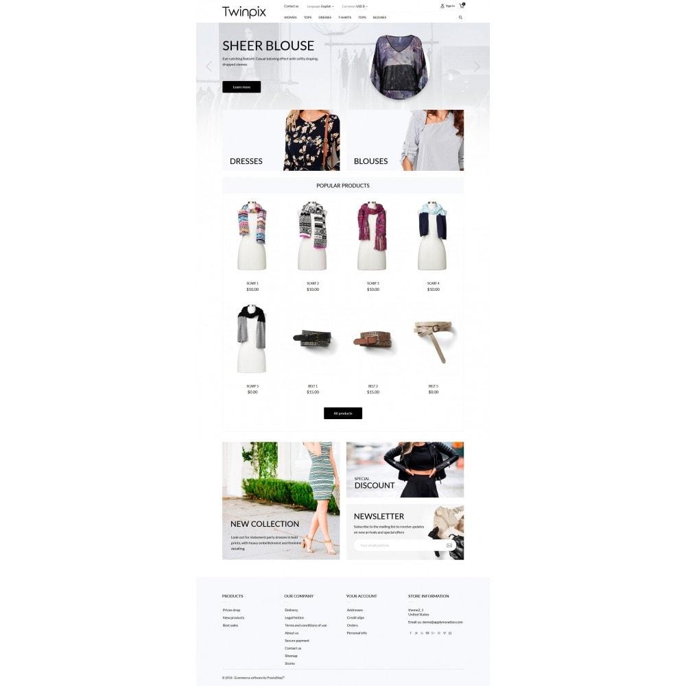 theme - Moda y Calzado - Twinpix Fashion Store - 9
