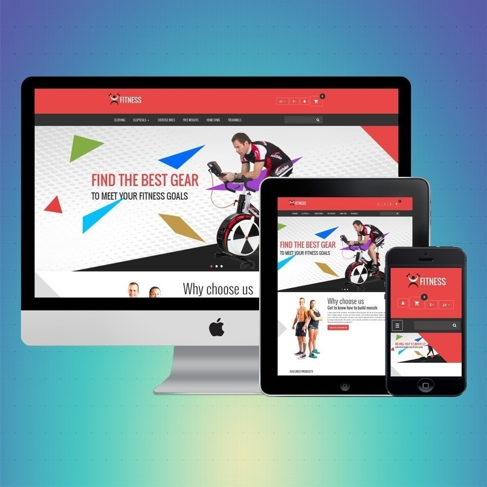 theme - Sports, Activities & Travel - VP_Fitness Store - 1