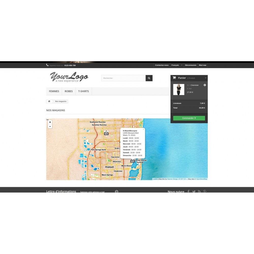 module - International & Localization - OpenStreetMap Stores - 1