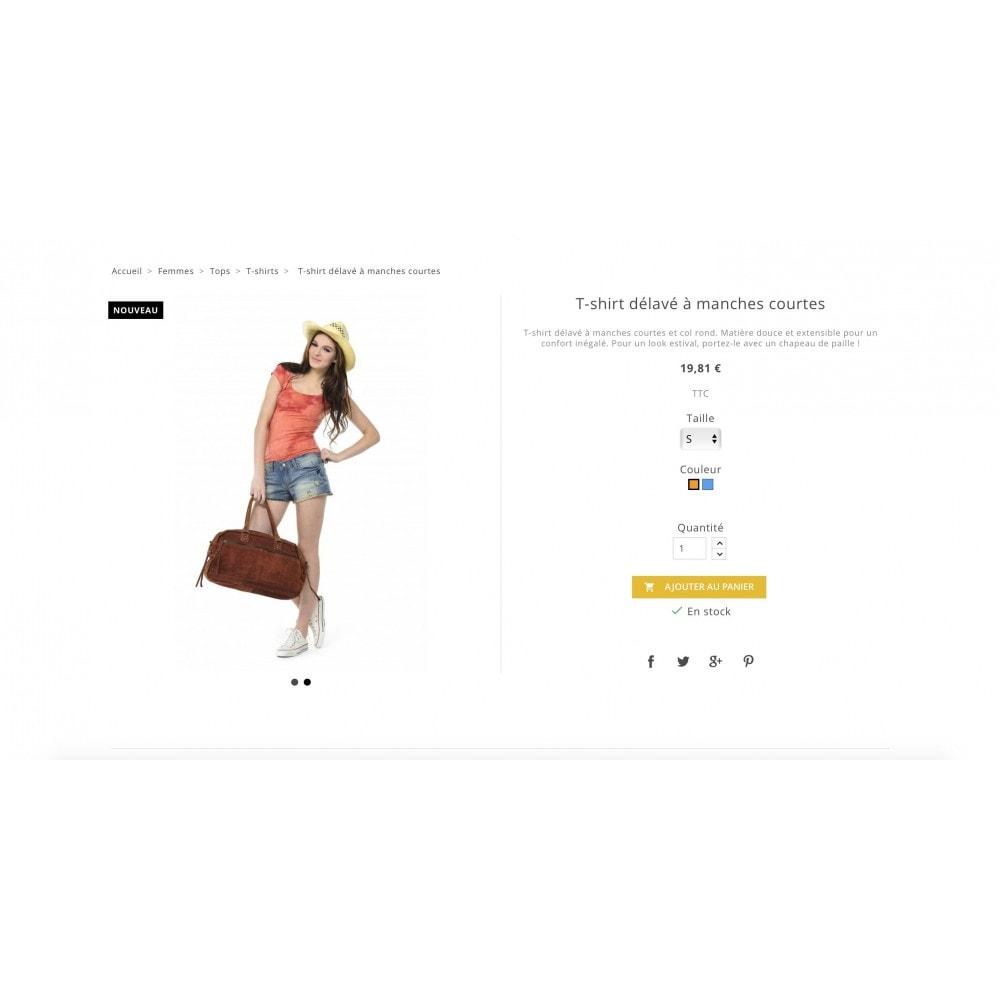 theme - Mode & Chaussures - Epuré et moderne - 3
