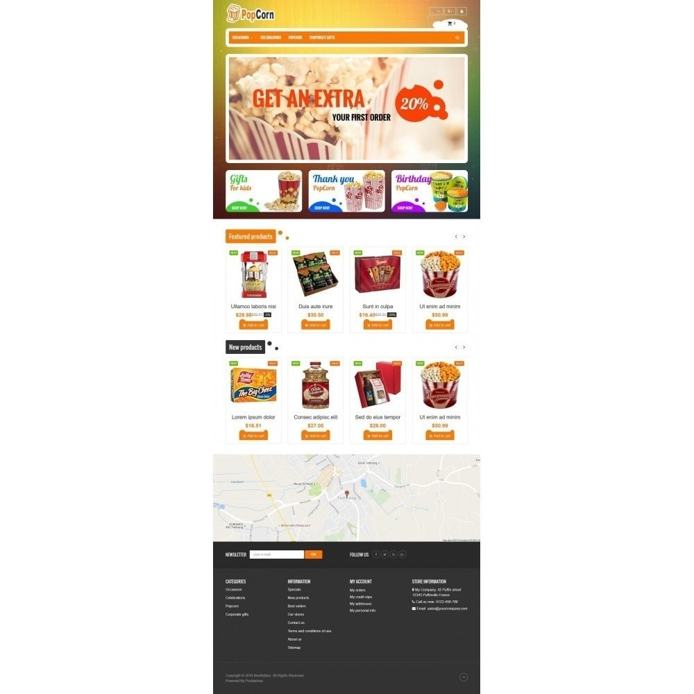 theme - Food & Restaurant - VP_PopCorn Store - 2