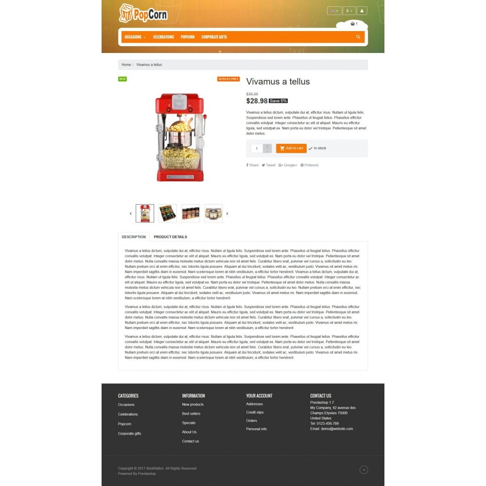 theme - Food & Restaurant - VP_PopCorn Store - 4