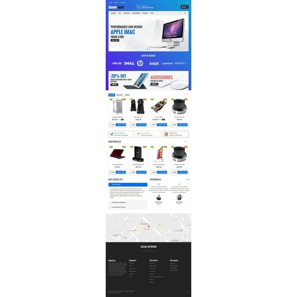 theme - Elektronika & High Tech - VP_SmartTech Store - 2