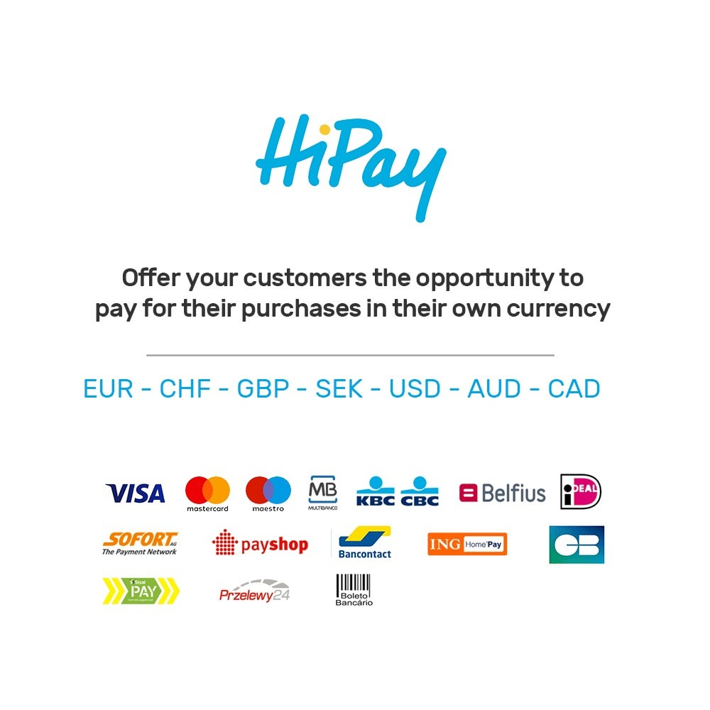 module - Payment by Card or Wallet - HiPay - 8