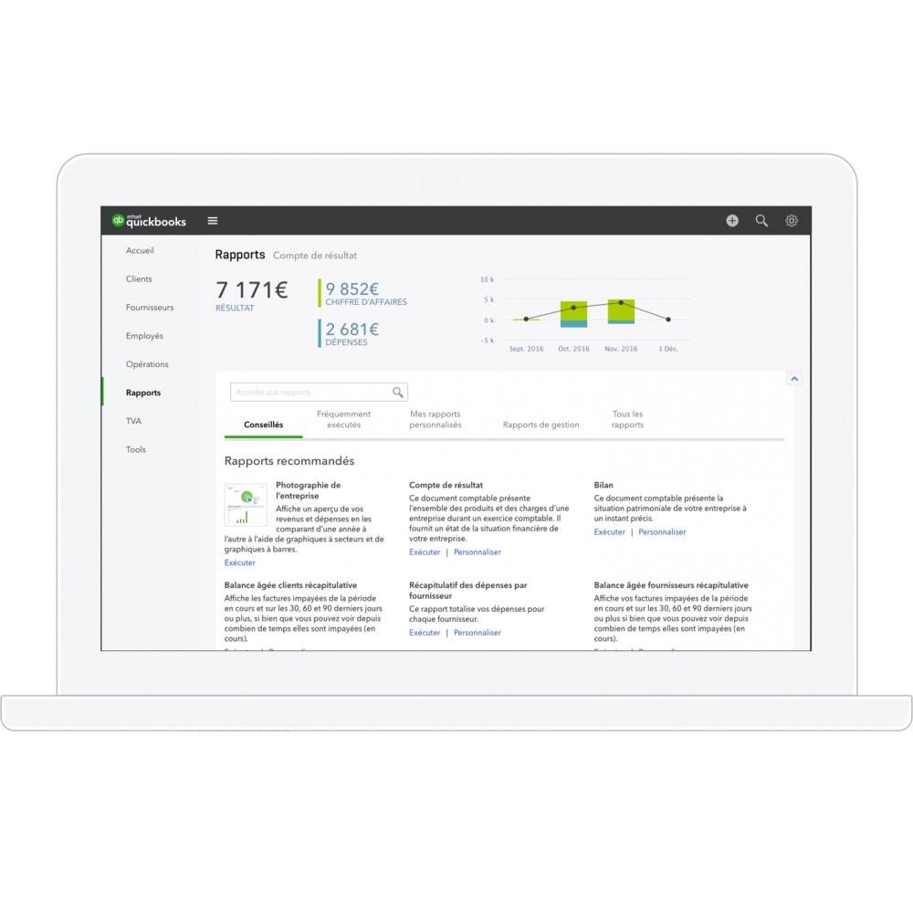 module - Comptabilité & Facturation - QuickBooks- La solution de gestion n°1 mondiale pour les entrepreneurs et leur expert-comptable - 7