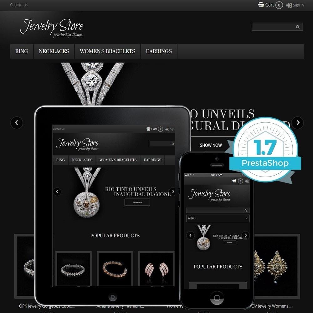 theme - Ювелирные изделия и Аксессуары - jewelrystore3 - 2
