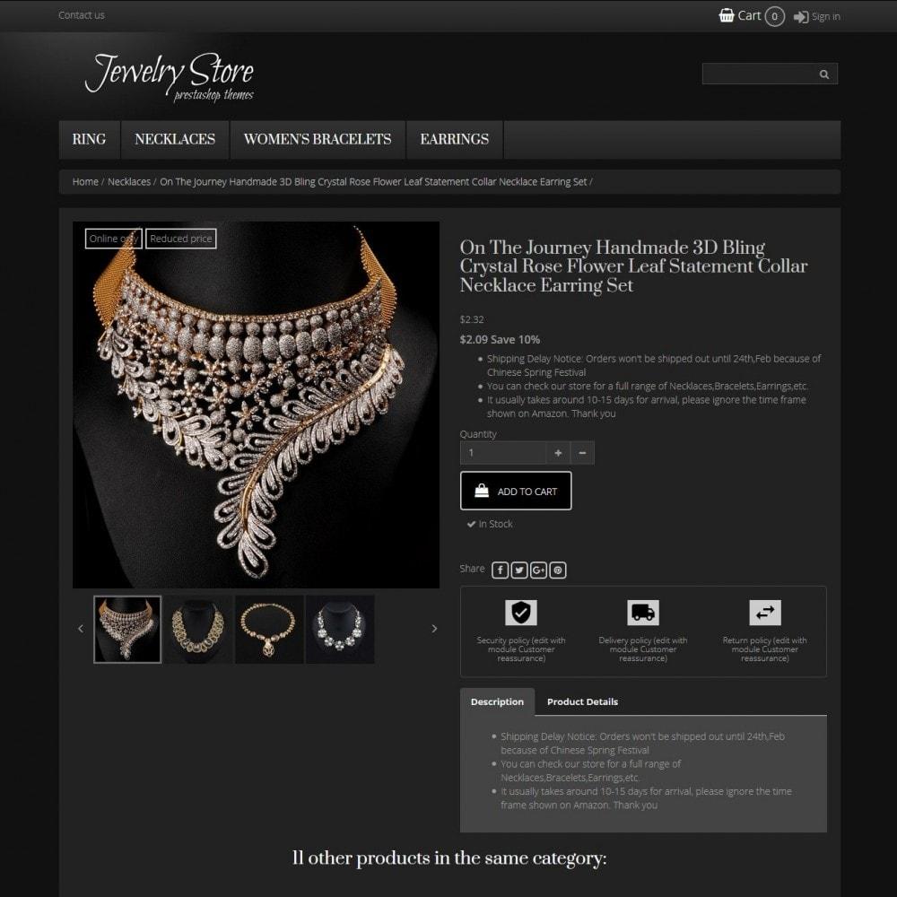 theme - Ювелирные изделия и Аксессуары - jewelrystore3 - 4