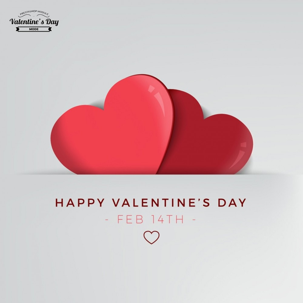 module - Slider & Gallerie - Valentines Day Mode with Graphics included - 6