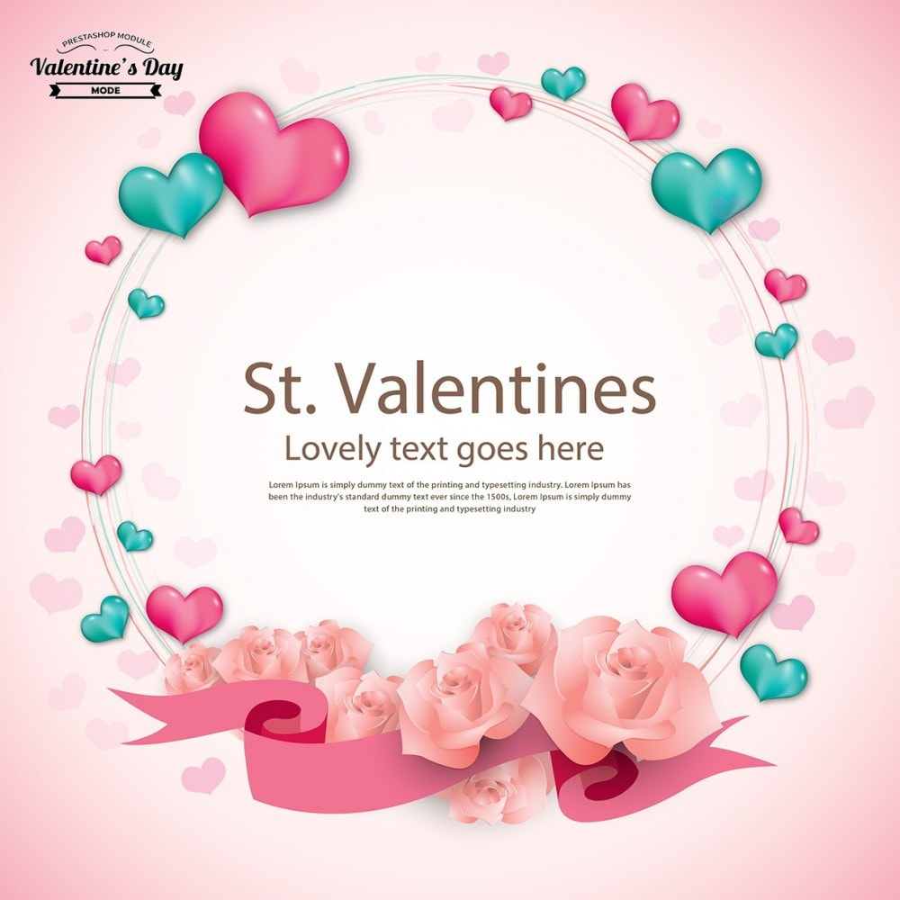 module - Slider & Gallerie - Valentines Day Mode with Graphics included - 15