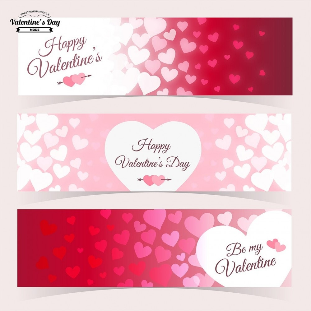 module - Slider & Gallerie - Valentines Day Mode with Graphics included - 19