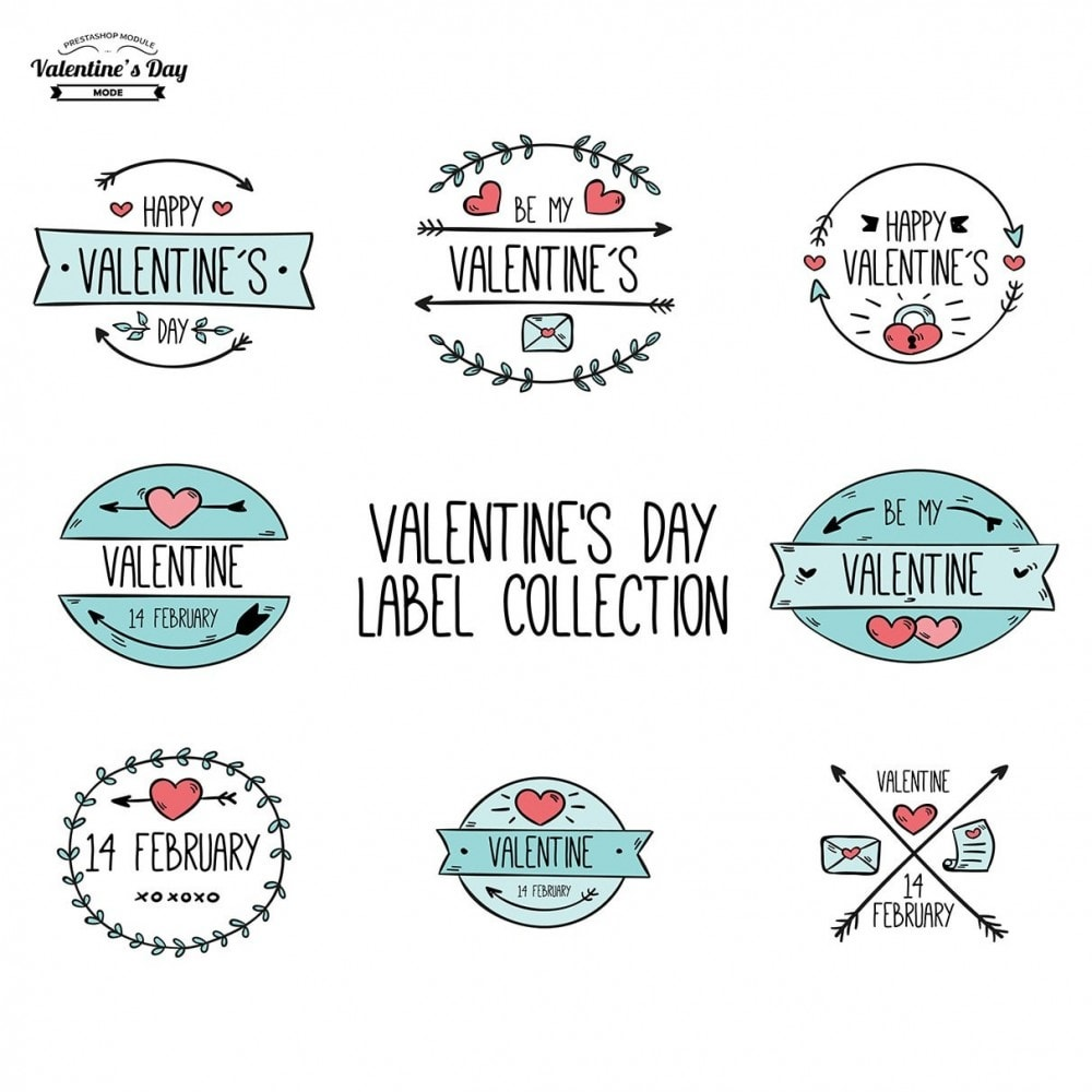 module - Slider & Gallerie - Valentines Day Mode with Graphics included - 26