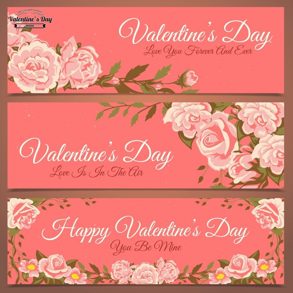 module - Slider & Gallerie - Valentines Day Mode with Graphics included - 32