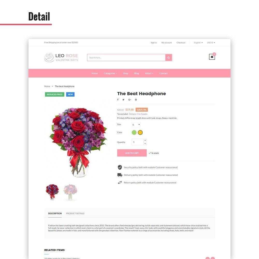theme - Geschenke, Blumen & Feiern - Leo Rose - 3