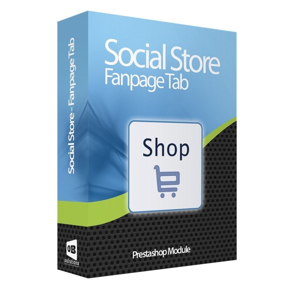 module - Productos en Facebook & redes sociales - Importador de Catálogo a Tienda Redes Sociales - 1