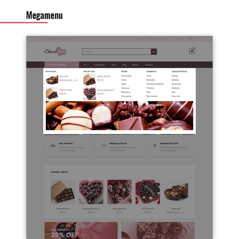 theme - Geschenke, Blumen & Feiern - Ap Chocolate - 2