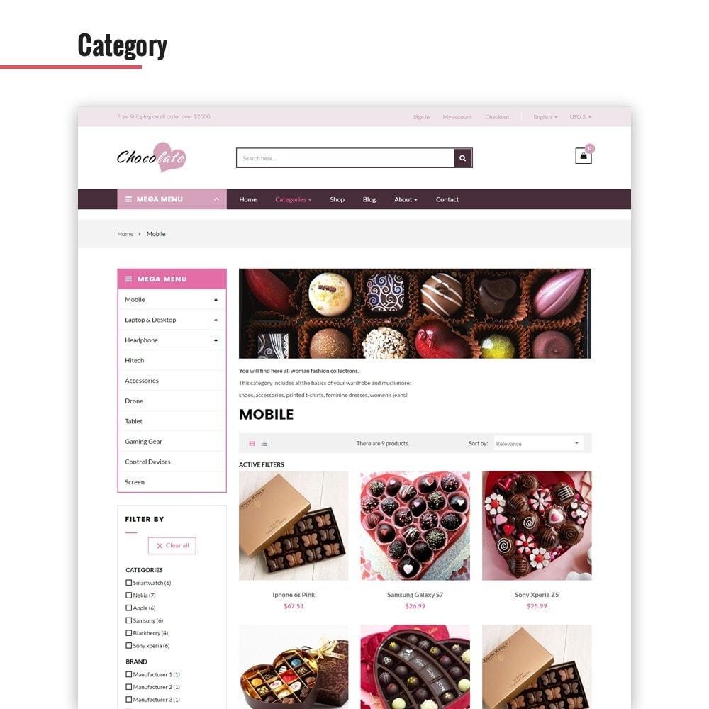 theme - Geschenke, Blumen & Feiern - Ap Chocolate - 4