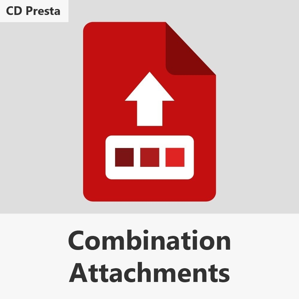 module - Combinations & Product Customization - Combination Attachments - 1
