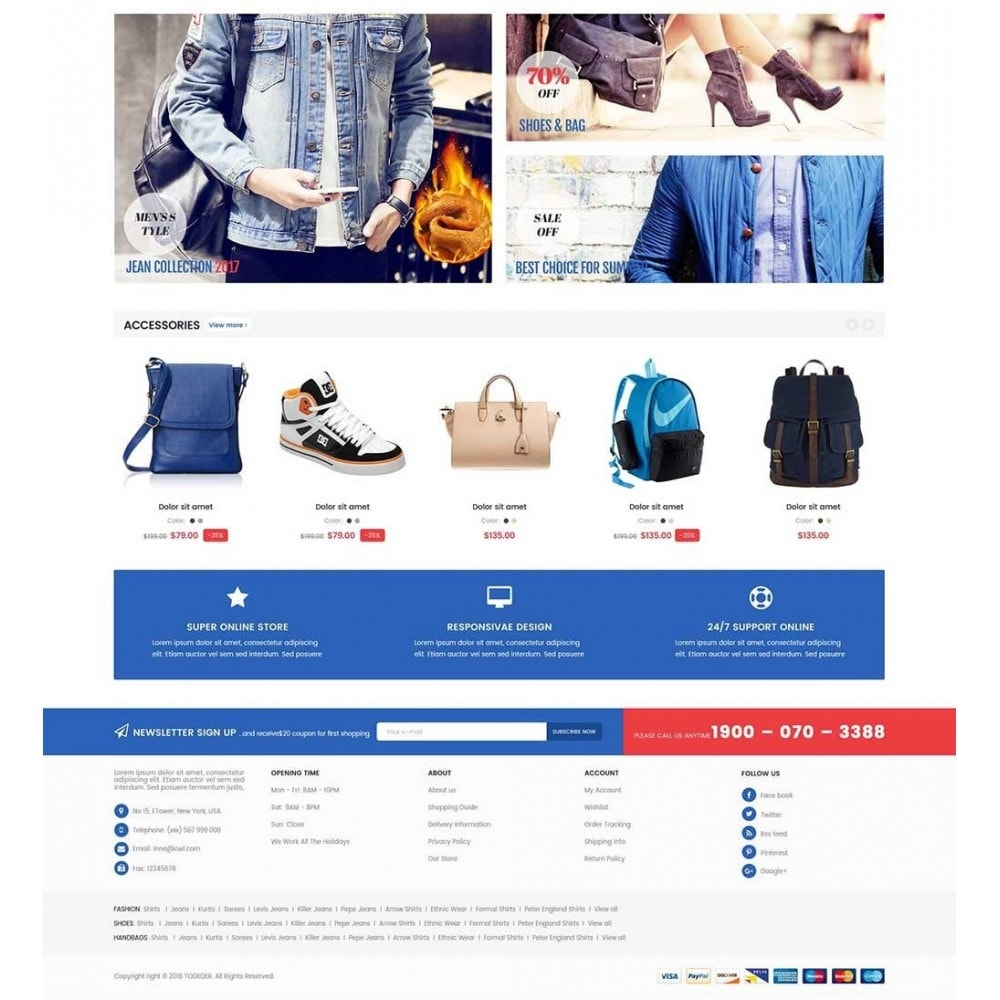 theme - Мода и обувь - Emart Fashion - 4