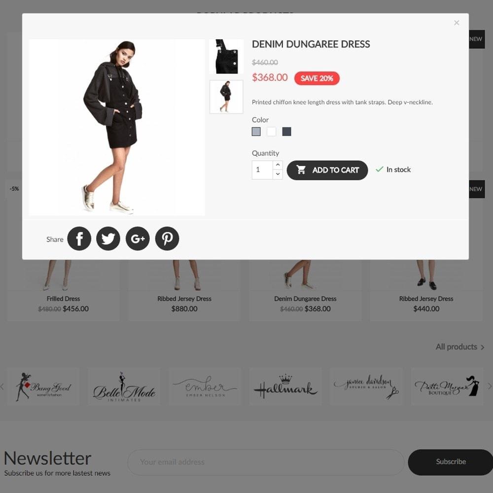 theme - Fashion & Shoes - Lorraine Fashion Store - 7