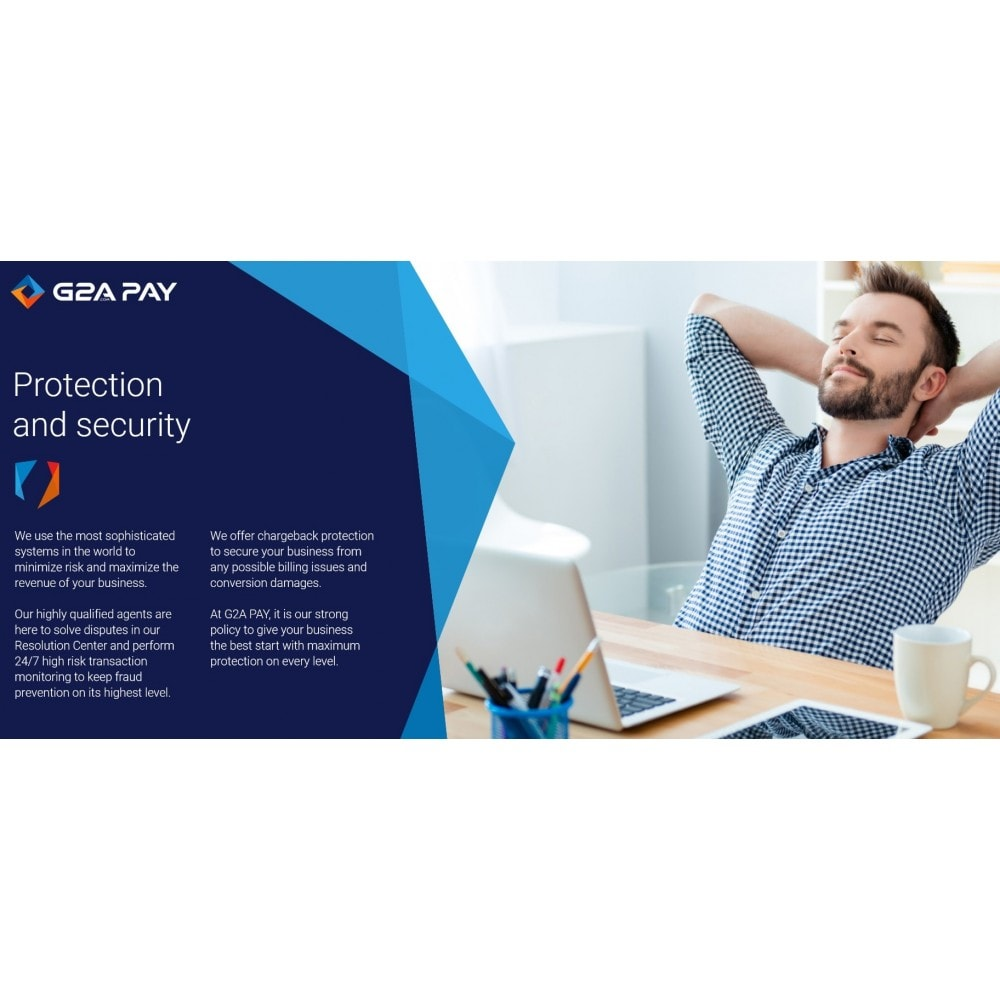 module - Creditcardbetaling of Walletbetaling - G2A PAY - 4