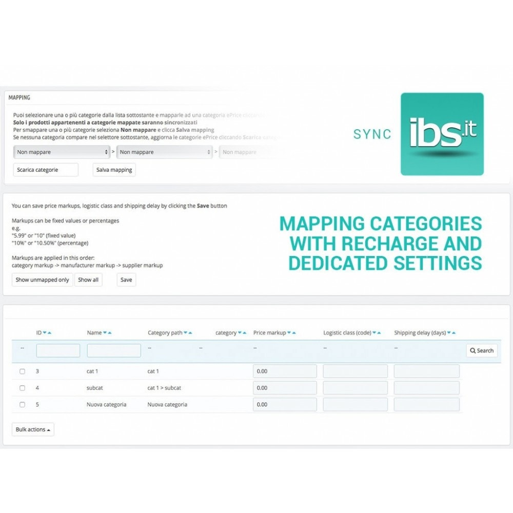 module - Marktplätze - Sync with IBS.it marketplace - 4